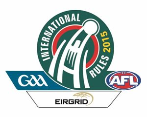 2015 International Rules Test match