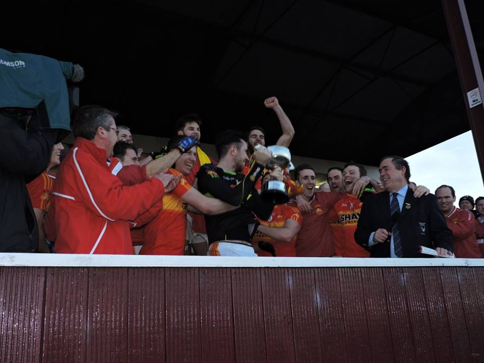 Castlebar Mitchels – The Final Hurdle
