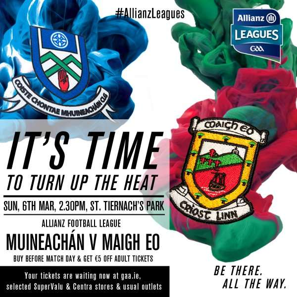 Monaghan v Mayo – We're Off To Clones